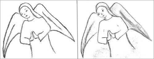 Angel Outline