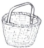 Basket sketch