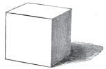 Box with shadow