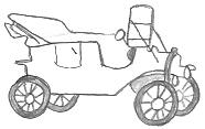 Model T Drawing