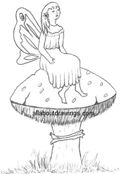 Drawing Fairies