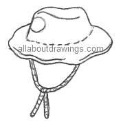 Hat Drawing