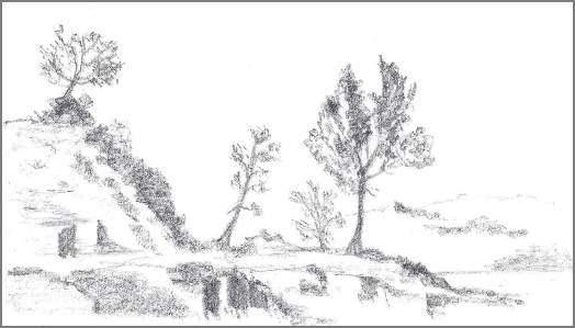 Easy landscape