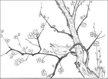 Bird Japanese Art