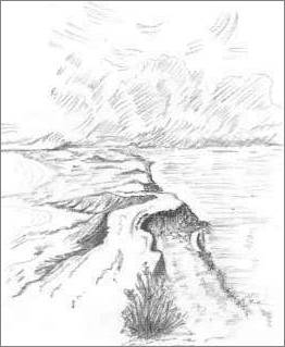 Seascape Sketch