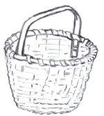 Basket sketch