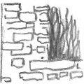 Brickwall Drawing