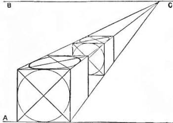 Cube Drawing Perspective