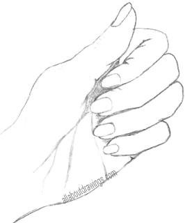 A Hand Drawing