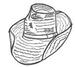 Drawing Of A Straw Hat