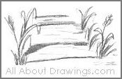 Landscape Drawing Snippet