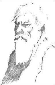 Sketch Of A Man